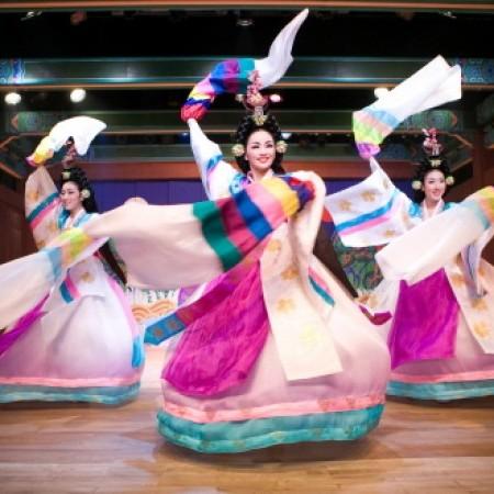 韓國之家傳統藝術表演
