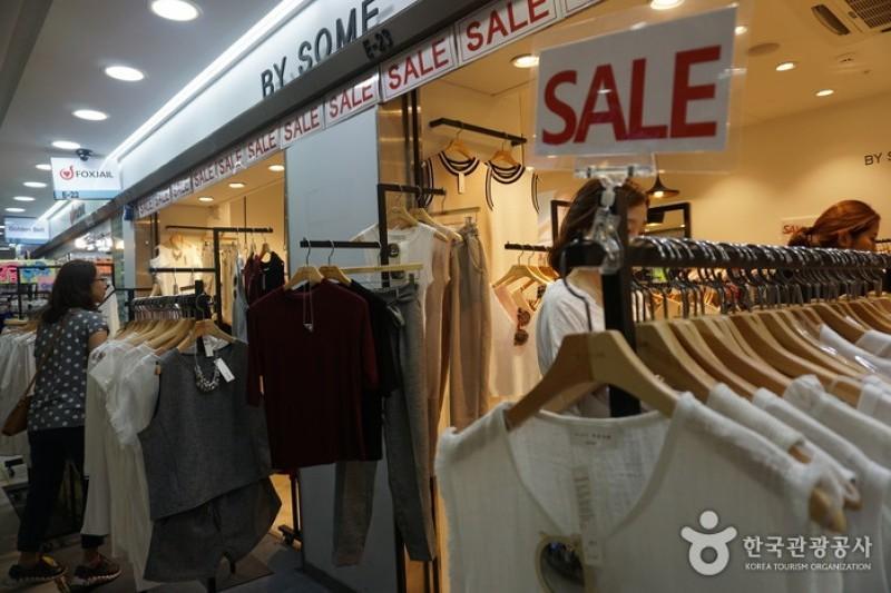 Gangnam Station Underground Shopping Center TRIPPOSE