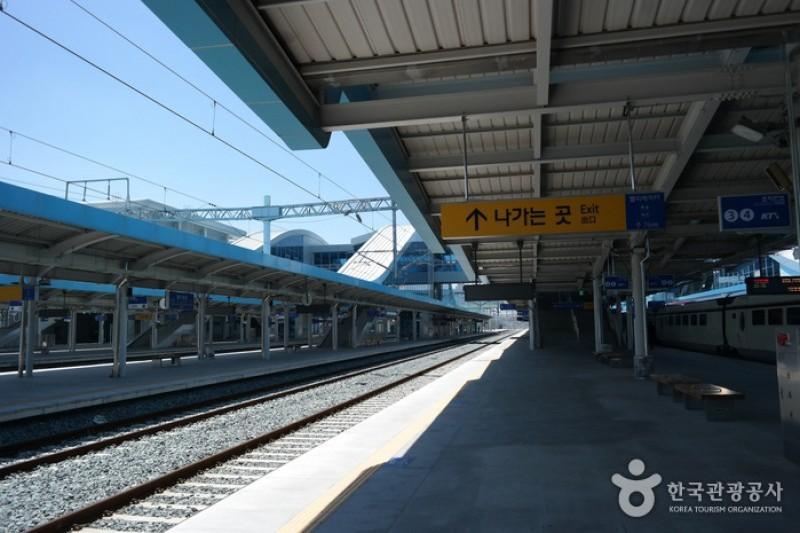 光州松汀駅 | 광주 송정역 : ト...