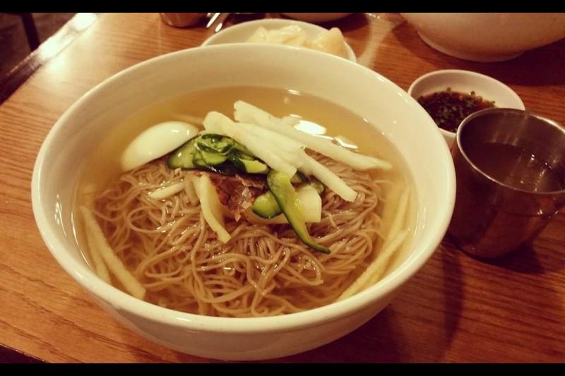 Nampo Myeonok Gangnam Branch | 남포면옥(강남점) : TRIPPOSE