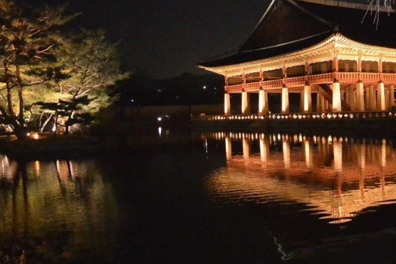 Changdeokgung Palace Night Tour