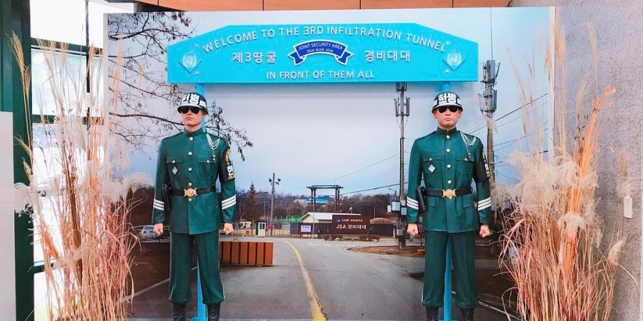 DMZ A Half Day Tour(TKDMZ-B)