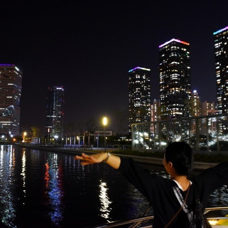 Fantastic Incheon Night View Tour(Songdo Central Park)