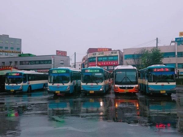 瑞山公用巴士客運站서산공용버스터미널