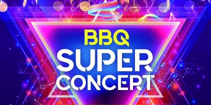 BBQ(bbq的搜) & SBS Super Concert Ticket + Bus Transfer