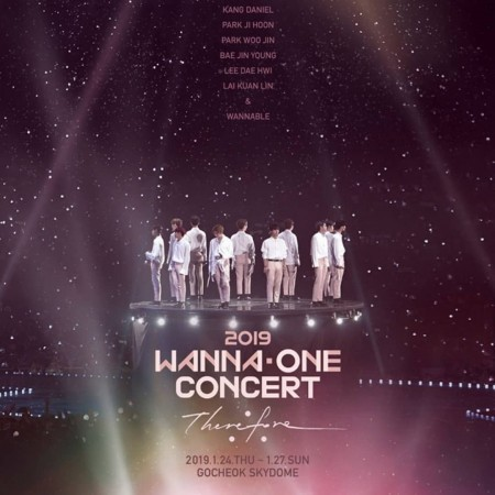 2019 Wanna One Concert [Therefore] 2019 ワナワン コンサート