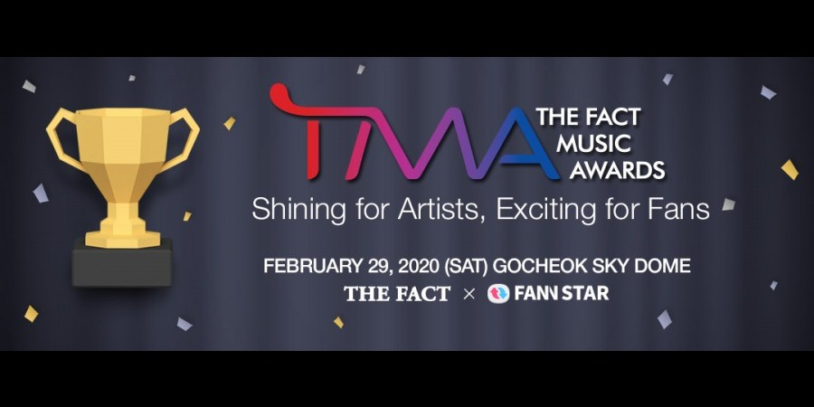THE FACT MUSIC AWARDS Ticket 2020 TMA